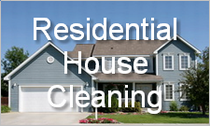 Residential House Home Cleaning